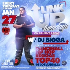 Link Up Tuesday w/DJ Bigga