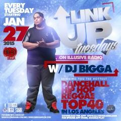 Link Up Tuesday w/DJ Bigga