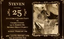 """RichKid """"Steven"""" Great Gatsby Birthday Party"""