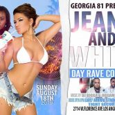 Jeans And White DAY RAVE COOKOUT
