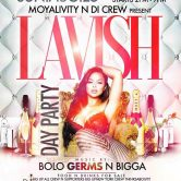 MOYA LIVITY & CREW LAVISH DAY PARTY