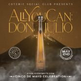 ALL YOU CAN: DON JULIO